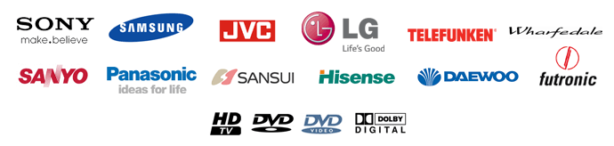 TV Brands and Manufacturers