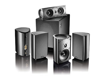 Surround sound systems